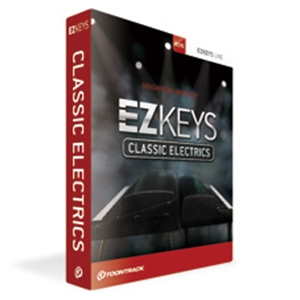 クリプトン・フューチャー・メディア EZ KEYS - CLASSIC ELECTRICS ソフトウェア音源(エレクトロニックピアノ) EZKCES【納期目安:1週間】