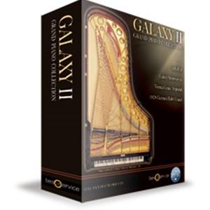 クリプトン・フューチャー・メディア GALAXY II GRAND PIANO / KP4 ソフトウェア音源(ピアノ) G2KP4【納期目安:1週間】