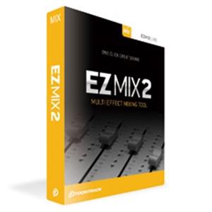 クリプトン・フューチャー・メディア EZ MIX 2 マルチエフェクト・ミキシングツール EZMIX2【納期目安:1週間】