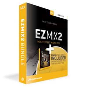 クリプトン・フューチャー・メディア EZ MIX2 BUNDLE ソフトウェア音源(ミキシングツールセット) EZM2B【納期目安:1週間】