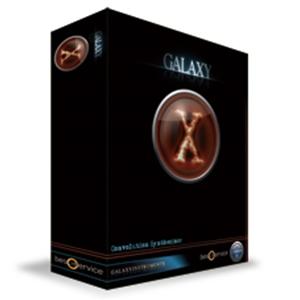 クリプトン・フューチャー・メディア GALAXY X ソフトウェア音源(シネマティック) BS439【納期目安:1週間】