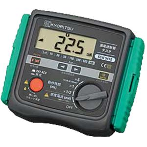 共立電気計器 漏電遮断器テスタ 5410 4560187060748