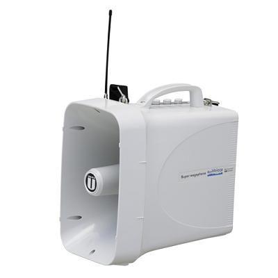 UNI-PEX 防滴スーパーワイヤレスメガホン (チューナーなしモデル) TWB-300N