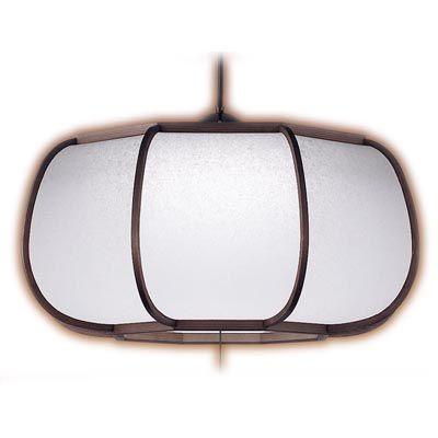 パナソニック 直付吊下型 LED ペンダント プルスイッチ付 ~8畳 LGB12604LE1