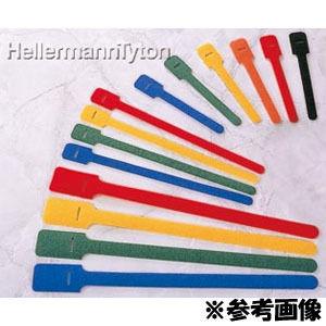 ヘラマンタイトン 高級な グリップタイ バンドタイプ GT280-RED 10本入り 新品未使用正規品