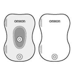 オムロン [低周波治療器用交換パッド]患部集中パッド HV-KSPAD