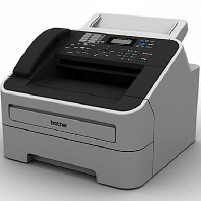 ブラザー <JUSTIO>レーザープリンター複合機 FAX-2840(モノクロ/USB/A4/プリンター/コピー/FAX) FAX-2840【納期目安:追って連絡】