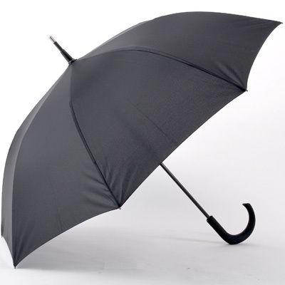 その他 The Unbreakable(アンブレイカブル) Walking-Stick Umbrella 護身用長傘 ブラック AA-21173