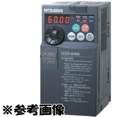 三菱電機 簡単・パワフル小形インバータ?FREQROL-E700シリーズ?三相200V FR-E720-0.2K FR-E720-0.2K
