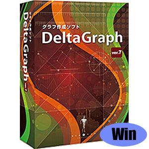 日本ポラデジタル DeltaGraph7J Win N22801【納期目安:追って連絡】