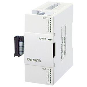 三菱電機 マイクロシーケンサ FX2Nシリーズ FX2N-16EYR