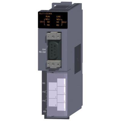 三菱電機 シリアルコミュニケーションユニット QJ71C24N