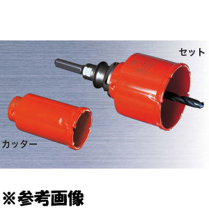ミヤナガ ハイブリットコアドリルカッター PCH115C