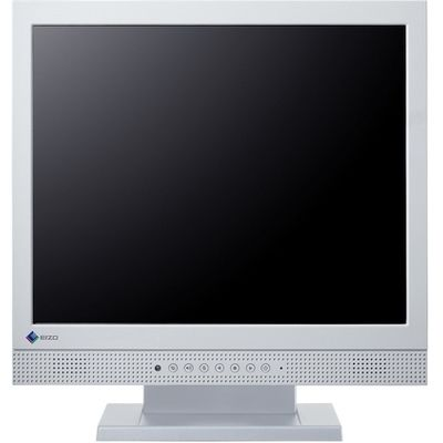 EIZO <DuraVision>17.0インチタッチパネルモニタ(1280x1024/DVI-D 24ピン(HDCP 対応)x1、D-Subミニ 15ピンx1/セレーングレイ) (FDS1721TGY) FDS1721T-GY