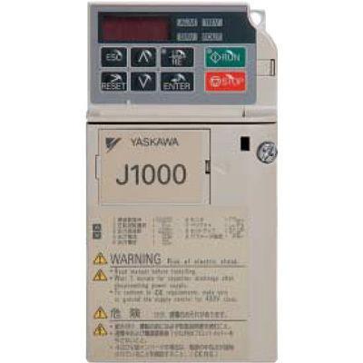 安川電機 小形シンプルインバータ J1000 CIMR-JA2A0020BA