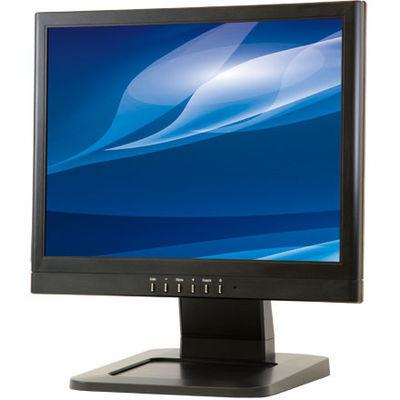 エーディテクノ 15インチ スクエア 液晶ディスプレイ(1024x768/D-Sub15Pin/HDMI/BNC/スピーカー/ノングレア/ブラック) SN15TS【納期目安:2週間】