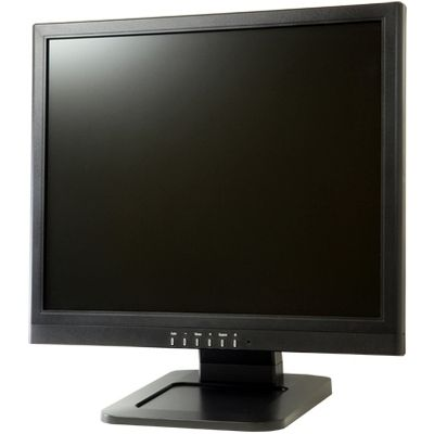 エーディテクノ 19インチ スクエア 液晶ディスプレイ(1280x1024/D-Sub15Pin/HDMI/BNC/スピーカー/ノングレア/ブラック) SN19TS【納期目安:2週間】
