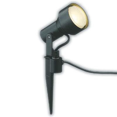 コイズミ LEDアウトドアスパイクスポットライト AU40630L