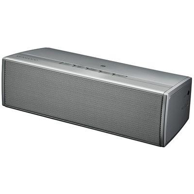 ケンウッド Bluetoothスピーカー (シルバー) (ASBT77S) AS-BT77-S