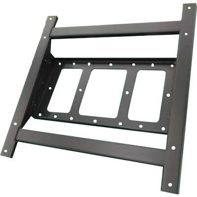 日本フォームサービス タッチパネル・システムズ製品対応薄型壁掛金具(ET5501L用) FFP-WM600
