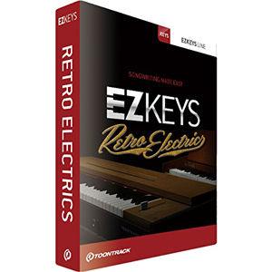 クリプトン・フューチャー・メディア EZ KEYS - RETRO ELECTRICS EZKRES【納期目安:1週間】