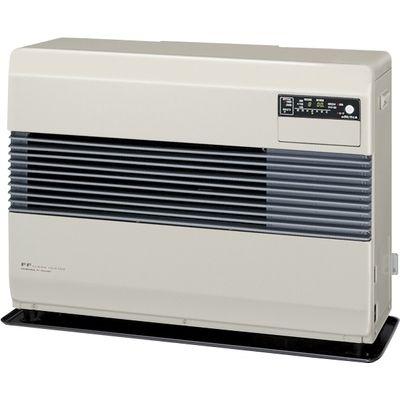 コロナ FF式温風暖房機 ビルトインタイプ 業務用タイプ別置タンク式 (フロスティホワイト) (FFB11014W) FF-B11014-W