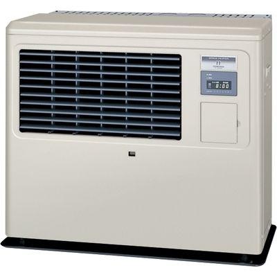 コロナ FF式温風暖房機 ビルトインタイプ 業務用タイプ別置タンク式 (フロスティホワイト) (FFB16014W) FF-B16014-W