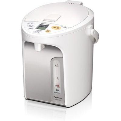 パナソニック 電動給湯式電気ポット(3L) NC-HU304-W