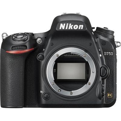 ニコン <D>Nikon デジタル一眼レフカメラ D750・ボディ(2432万画素/ブラック) D750