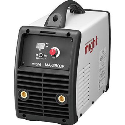 マイト工業 マイト工業インバーター直流アーク溶接機MA-250DF MA-250DF