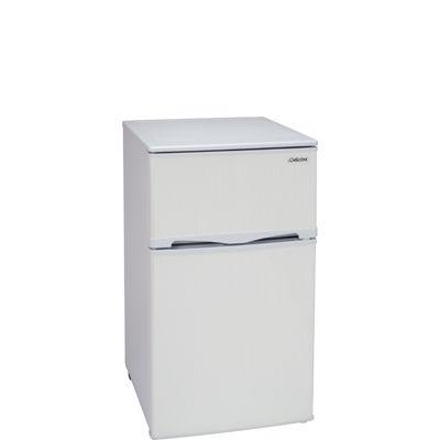 アビテラックス 自然対流式 2ドアー冷凍冷蔵庫 96L AR-100E