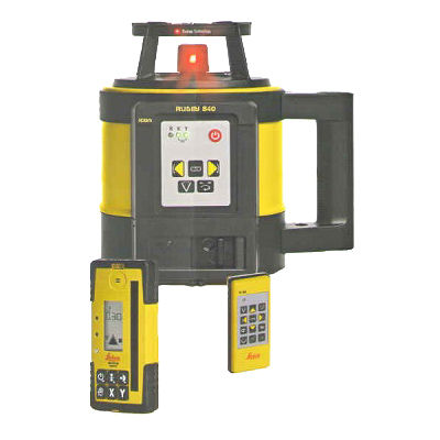ライカ ライカ自動整準レーザーレベルRUGBY(ラグビー)840受光器・三脚付 840