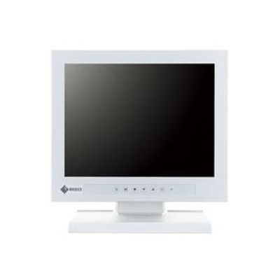 EIZO <DuraVision>10.4インチ スクエア タッチパネル 液晶ディスプレイ(1024x768/D-Sub15Pin/DVI/LED/アンチグレア/TNパネル/4線式アナログ抵抗膜/セレーングレイ) FDX1003T-GY【納期目安:1ヶ月】
