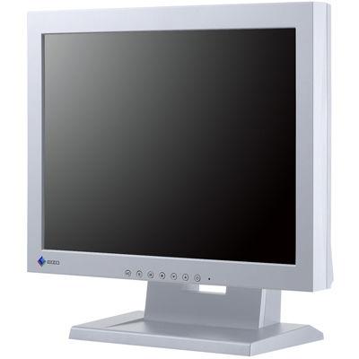 EIZO <DuraVision>15インチ スクエア タッチパネル 液晶ディスプレイ(1024x768/D-Sub15Pin/DVI/LED/アンチグレア/TNパネル/4線式アナログ抵抗膜/セレーングレイ) FDX1501T-AGY