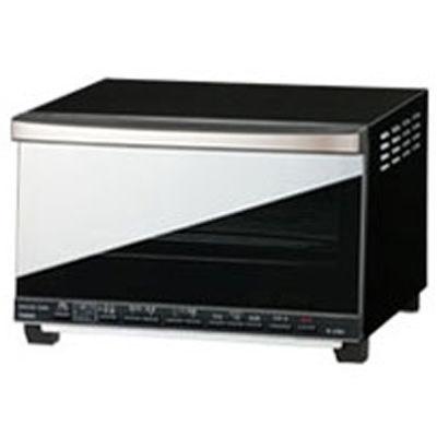 ツインバード ノンフライ料理もトーストもこれ一台!ノンフライオーブン(ブラック) TS-D067B