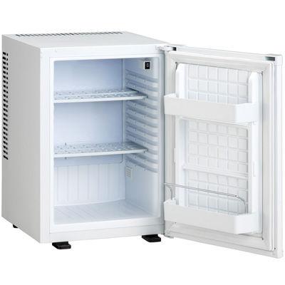 三ツ星貿易 ペルチェ式40L冷蔵庫(ホワイト) ML-640-W