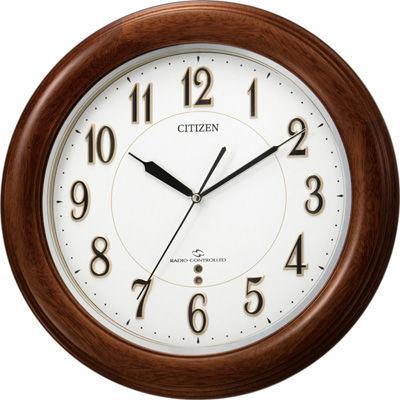 リズム時計 スリーウェイブM824F 4MY824-N06