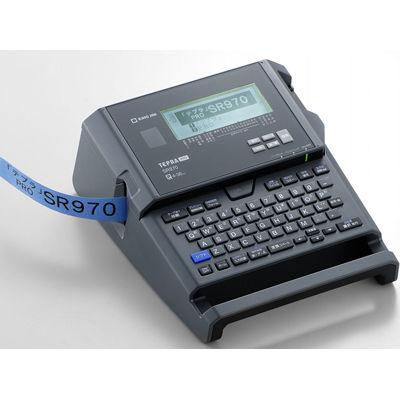 キングジム 高速印刷&静音設計!2倍の速さで快適ラベル作成!ラベルライター「テプラ」PRO 24-3852-00【納期目安:1週間】