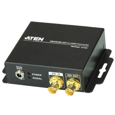 ATEN 3G/HD/SD-SDI -> HDMIコンバーター VC480/ATEN