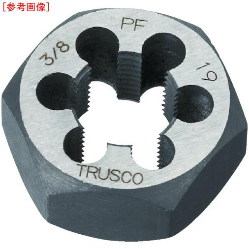 トラスコ中山 TRUSCO 六角サラエナットダイス PF7/8-14 TD678PF14 4989999232189