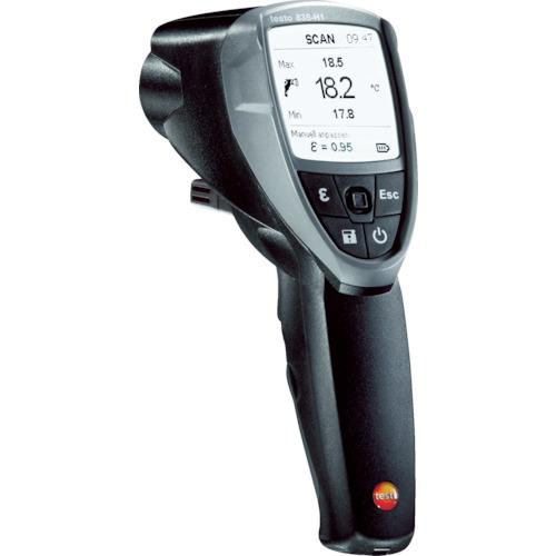 テストー テストー 湿度測定機能付き赤外放射温度計 4029547012372