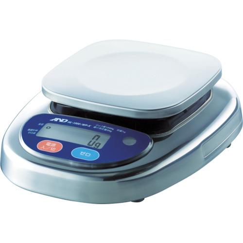 エー・アンド・デイ A&D 防塵防水デジタルはかり(検定付・1区) 4981046608589