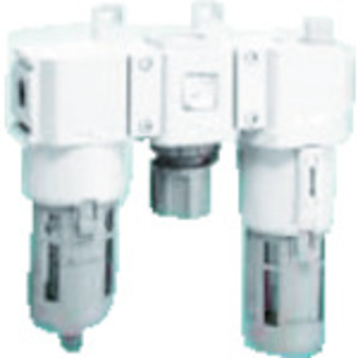 CKD CKD F.R.Lコンビネーション白色シリーズ 4547431024329