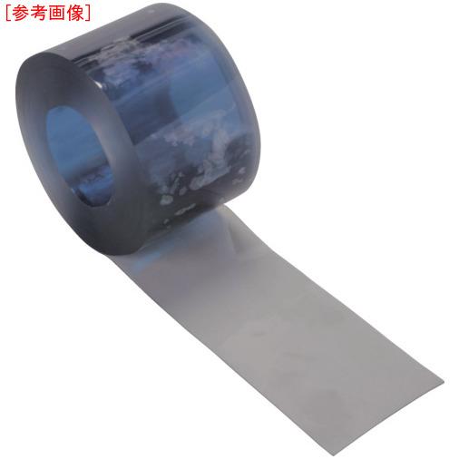 トラスコ中山 TRUSCO ストリップ型間仕切りシート静電透明2X300X30M 4989999277739