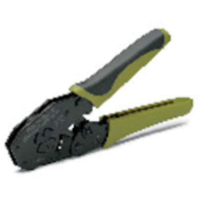 ワゴジャパン WAGO 206-204 バリオクリンプ 圧着工具 0.25-4sqmm 4050821759577