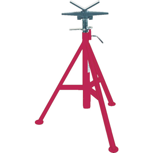 Ridge Tool Compan リジッド VJ-99 Vヘッドパイプスタンド 56662 0095691566621
