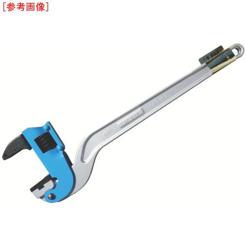 ヒット商事 HIT ブルー アルミコーナーパイプレンチ 白管、被覆管 兼用 900mm 4953830218182