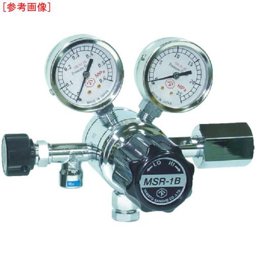 ヤマト産業 ヤマト 分析機用二段圧力調整器 MSR-1B 4560125829543
