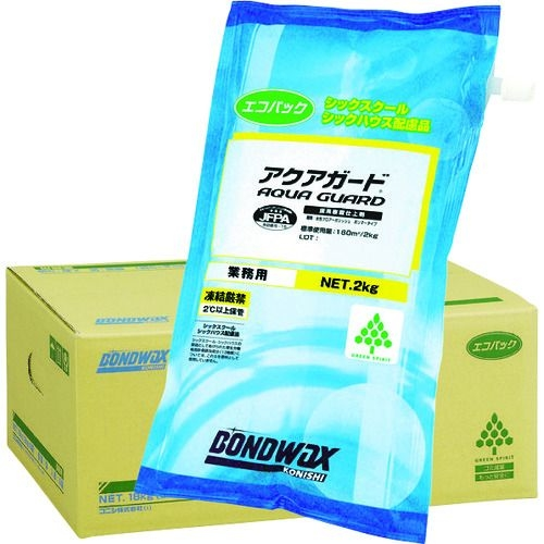 コニシ コニシ アクアガードエコP 18kg (1箱(袋)=2kg×9袋入) 4901490051250