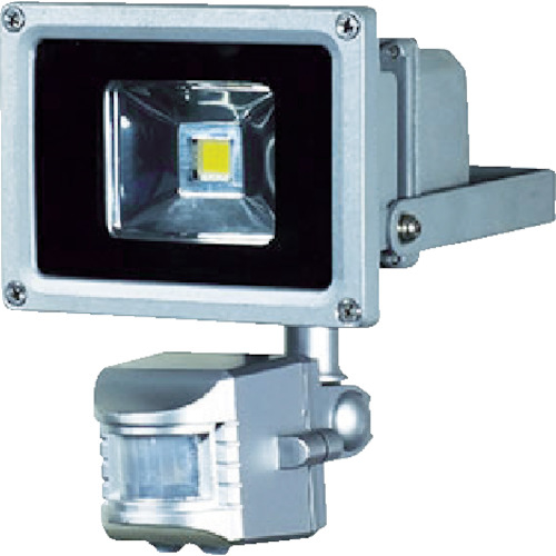 日動工業 日動 LEDセンサーライト 10W SLS10W 4937305046494
